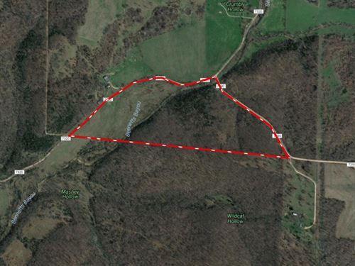Land For Sale in Caulfield Missouri : Caulfield : Howell County : Missouri