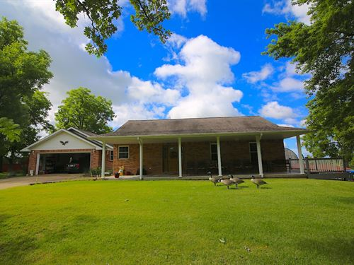 Farm For Sale in Missouri : Caulfield : Howell County : Missouri