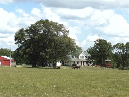 Farm For Sale In Southern Missouri : Hartville : Wright County : Missouri