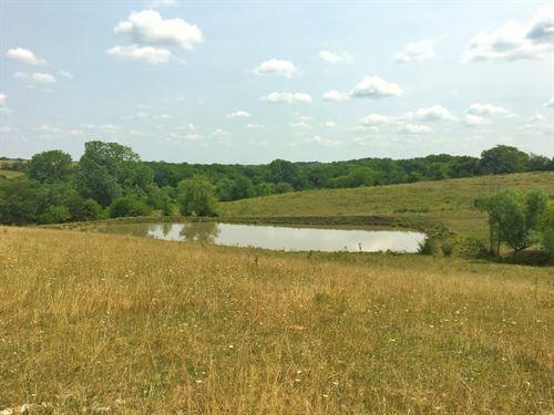 80 Acre Farm in Northern Missouri : Hatfield : Harrison County : Missouri