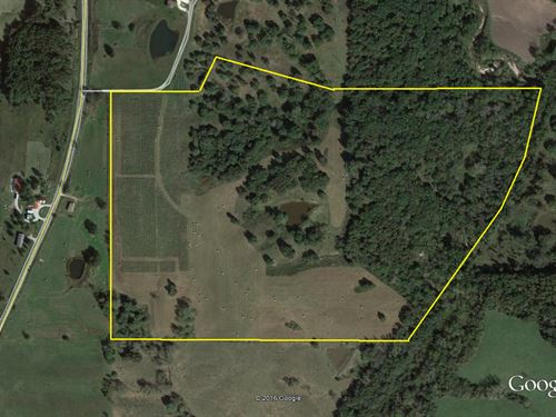 60 Acres M/L Just South Unionville : Unionville : Putnam County : Missouri
