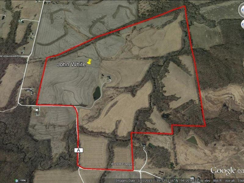 Maysville Missouri Farm, Home : Maysville : Dekalb County : Missouri