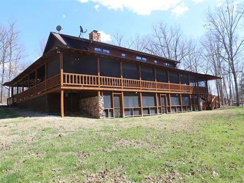 Bed & Breakfast / Lodge / Trail : Pottersville : Ozark County : Missouri
