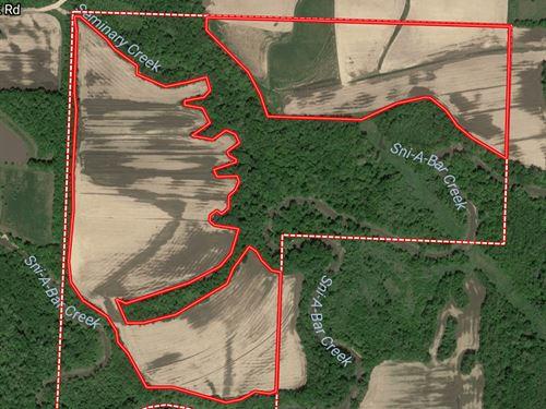 Recreational & Cropland Oak Grove : Oak Grove : Jackson County : Missouri