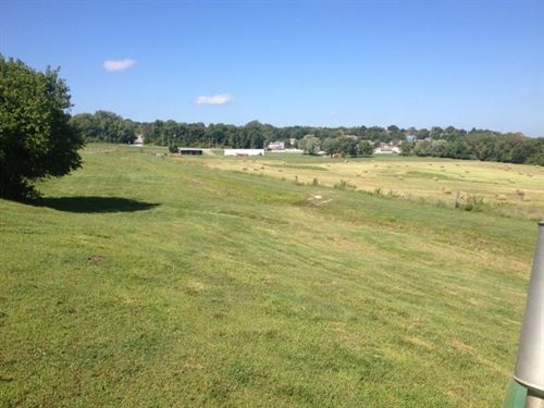 Equine, Pasture, Residental : Oak Grove : Jackson County : Missouri