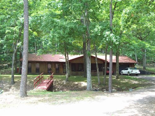 Earth Contact Home 34 Acres : Piedmont : Wayne County : Missouri