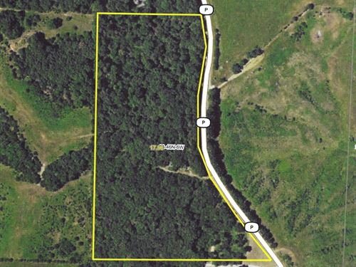 Wooded Acreage Montgomery County : Rhineland : Montgomery County : Missouri