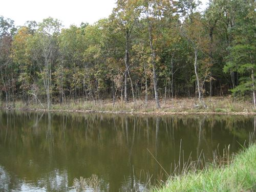Morgan County MO Land, 47 Acres : Stover : Morgan County : Missouri