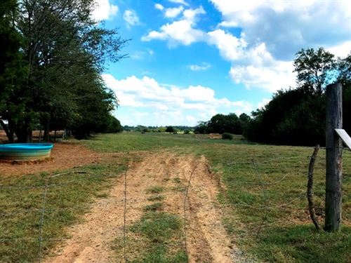 108 Acres Pasture Land, Oktoc Rd : Starkville : Oktibbeha County : Mississippi