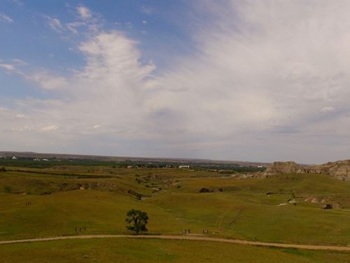 Build Your Dream Home 20 Acres : Glendive : Dawson County : Montana
