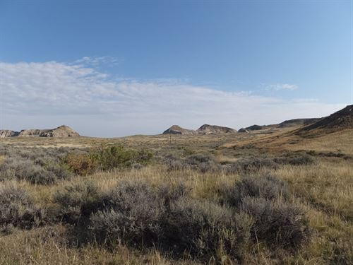 Central Montana : Melstone : Musselshell County : Montana