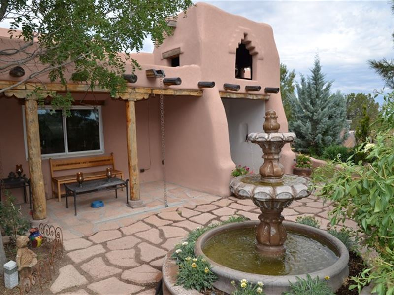 Mountain Ranch Gila National Forest : Ranch for Sale : Glenwood