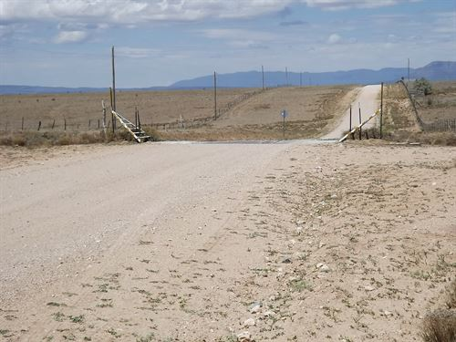 80 Acres Grazing Land Stanley New : Stanley : Santa Fe County : New Mexico