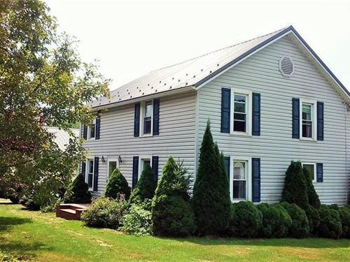 Renovated 4 Bed 1 Bath Home 123 : Bainbridge : Chenango County : New York