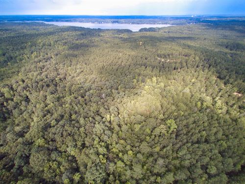 147 Acres Fishing Creek Lake SC : Lancaster : South Carolina
