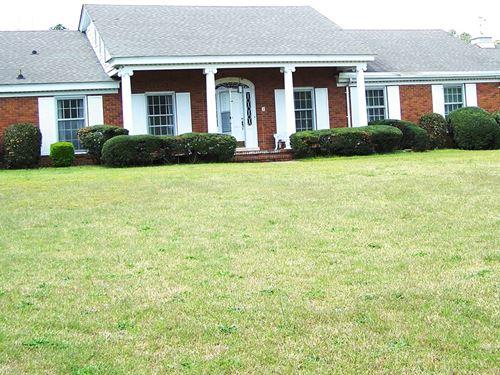 51.40 Acre Country Estate McColl : McColl : Marlboro County : South Carolina