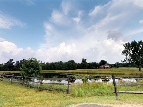 Land, Church Property, Barn : Buena Vista : Carroll County : Tennessee