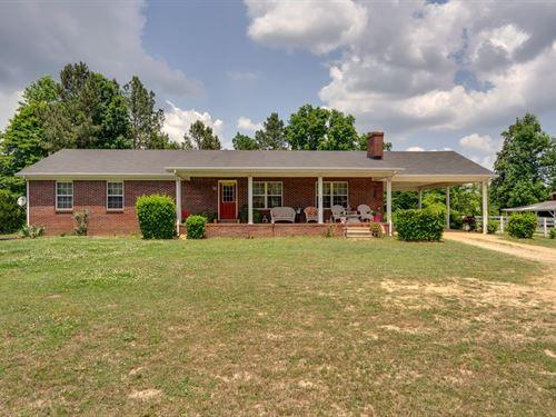 Ethridge, Tn Giles County Farm Home : Ethridge : Giles County : Tennessee