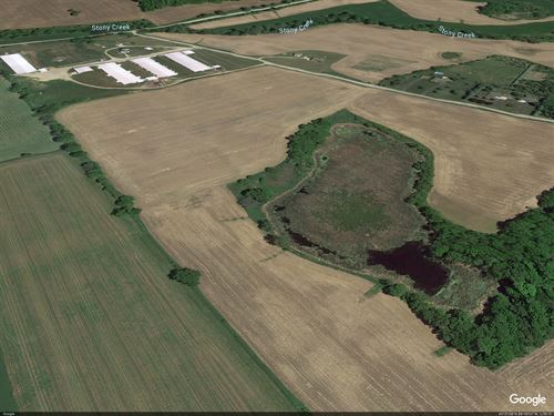 Wisconsin Cage-Free Egg Farm : Kewaskum : Washington County : Wisconsin