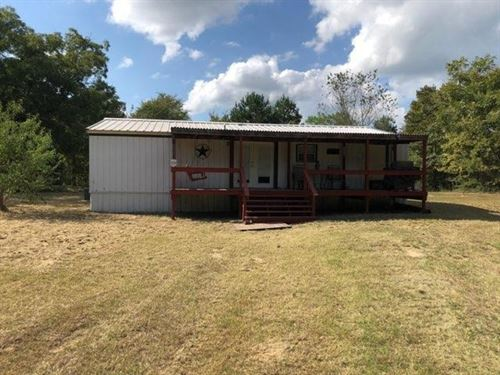 Residential / Recreational 63 : De Kalb : Bowie County : Texas