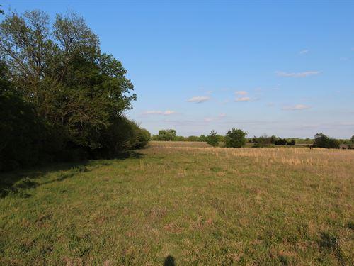 Country Ranch Land Petty Texas : Petty : Lamar County : Texas