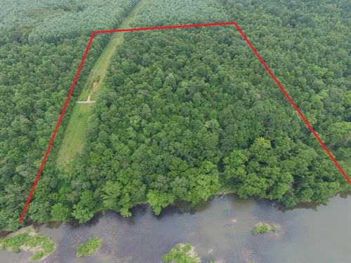 16.88 Acre New River Wythe County : Austinville : Wythe County : Virginia