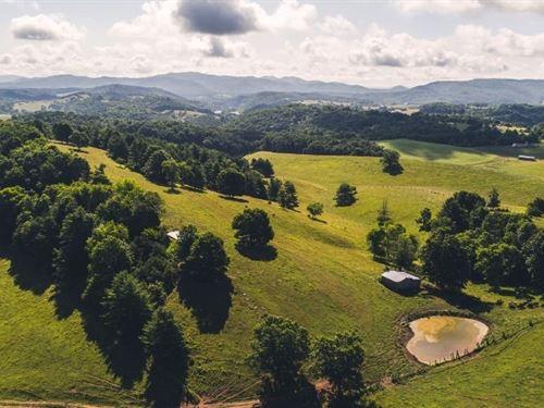 200 Acres For Sale in Draper, VA : Draper : Pulaski County : Virginia