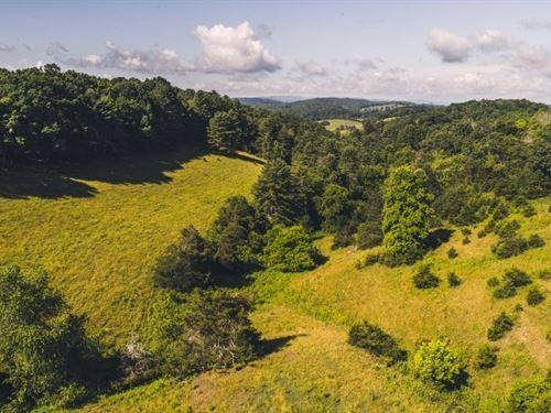 Land Beautiful Setting Wythe : Draper : Pulaski County : Virginia