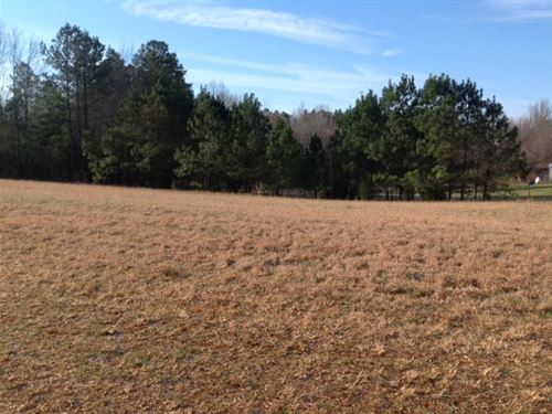Lunenburg County, VA 37+ Acres : Kenbridge : Lunenburg County : Virginia