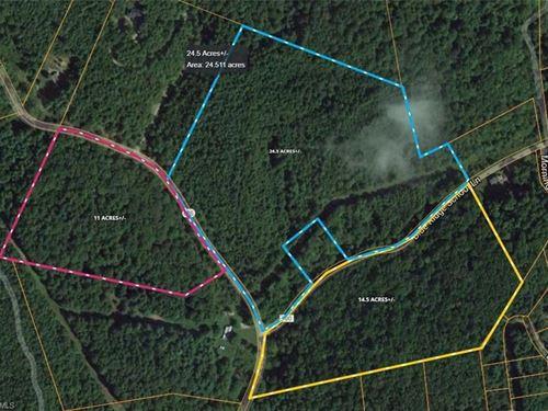 14.25 Acres in Lambsburg VA : Lambsburg : Carroll County : Virginia