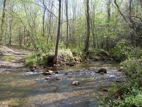 Land Stuart, Va, Land, Farmhouse : Stuart : Patrick County : Virginia