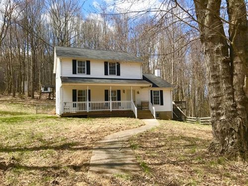 Home & Pasture in Floyd VA : Willis : Floyd County : Virginia