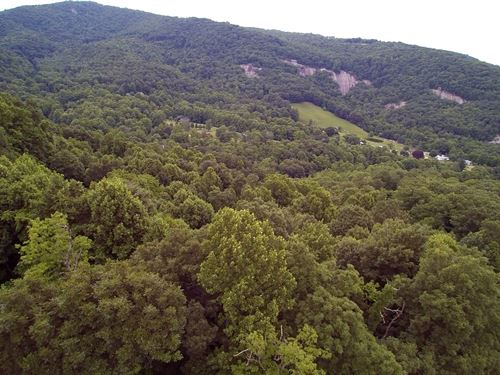 10.3 Acres Wonderful Views Blue : Independence : Grayson County : Virginia