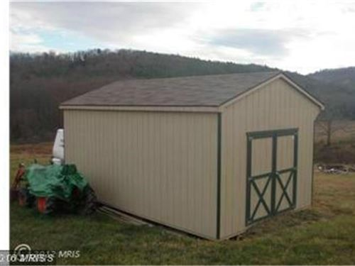 Mountain Property Moyers WV : Moyers : Pendleton County : West Virginia