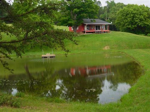 Cabins, Slanesville, Wv, Hampshire : Slanesville : Hampshire County : West Virginia