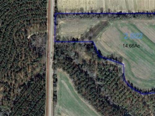 14.6 Acres in Henry Co : Columbia : Houston County : Alabama