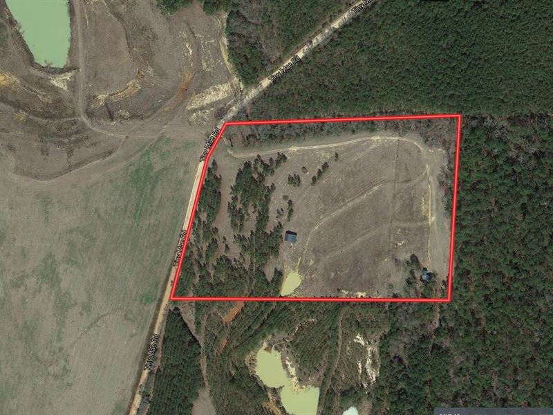 15.04 Acres in Baker Hill, Alabama : Baker Hill : Barbour County : Alabama