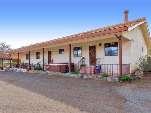 Northern California Farm & Ranch : Brooks : Yolo County : California