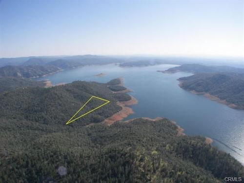 Lake Oroville Frontage Property : Berry Creek : Butte County : California