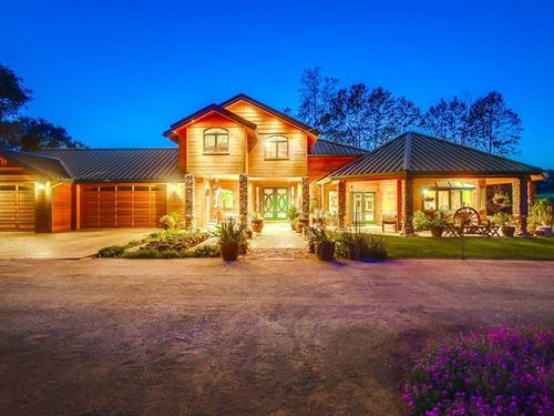 San Diego Ranch in Jamul For Sale : Jamul : San Diego County : California