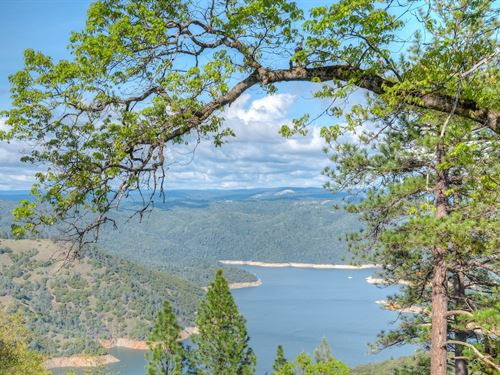 Lake Oroville Lake View Lot 20 : Oroville : Butte County : California