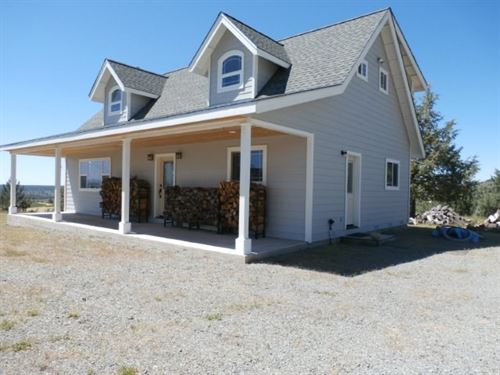 Country Home Acreage Alturas, Ca : Alturas : Modoc County : California