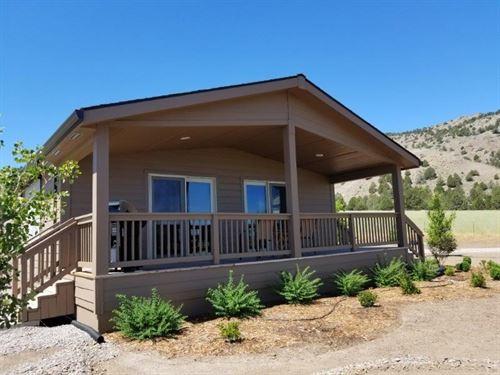 Brand New 1,404 Sq Ft Mfg Home, 95 : Cedarville : Modoc County : California