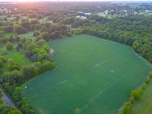 Land Next to Litchfield Country : Litchfield : Montgomery County : Illinois