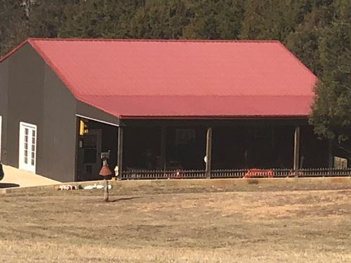 Wooded, Home, Acreage, Hart County : Upton : Hart County : Kentucky
