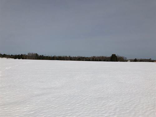 Maine Riverfront Land in Bangor : Bangor : Penobscot County : Maine