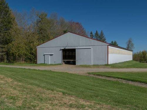 Maine Land in Dover Foxcroft : Dover-Foxcroft : Piscataquis County : Maine