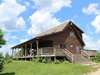 Northern MI Home, 40 Acres National : National City : Iosco County : Michigan