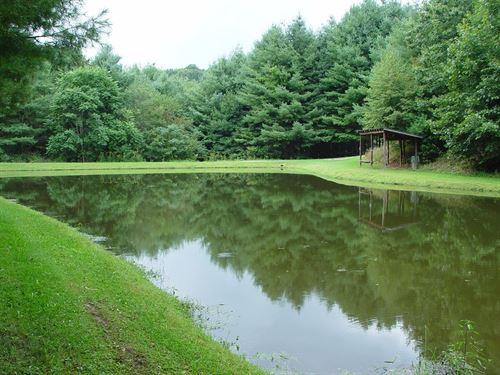 Land, Pond, Creek, Springs, Blue : Sparta : Alleghany County : North Carolina