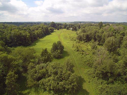 Recreational Ground 39.75 Acres : Centerburg : Licking County : Ohio